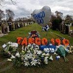 PC David Rathband funeral