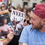 Russian homophobic laws demo